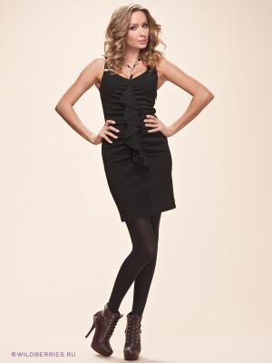 Платье Fairly. Цвет: черный (осн.)