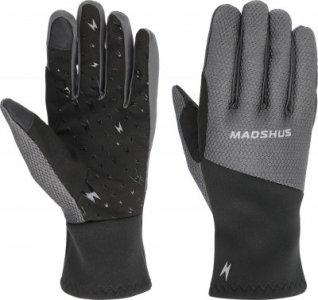 Перчатки , размер 9 Madshus. Цвет: серый