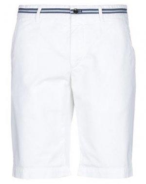Бермуды MASON'S. Цвет: белый