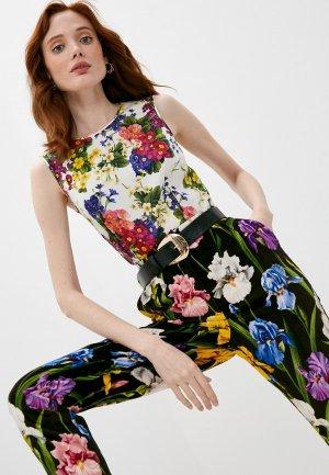 Блуза Dolce&Gabbana. Цвет: белый