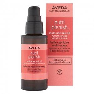 Универсальное масло для волос Nutriplenish Aveda. Цвет: бесцветный