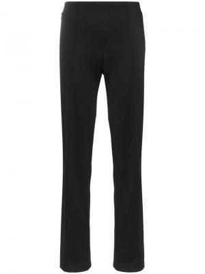 Спортивные брюки с лампасами RBN X Bjorn Borg. Цвет: черный