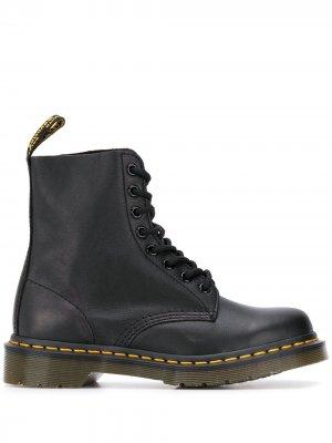 Ботинки Pascal Dr. Martens. Цвет: черный