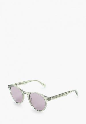Очки солнцезащитные Levis® Levi's® LV 5005/S 6CR. Цвет: серый