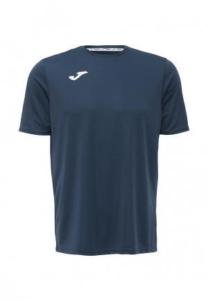 Футболка спортивная Joma COMBI. Цвет: синий