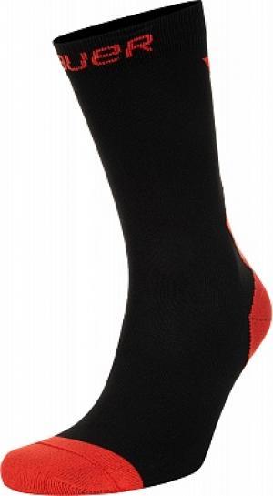 Носки мужские Core, 1 пара, размер 40-43,5 Bauer. Цвет: черный