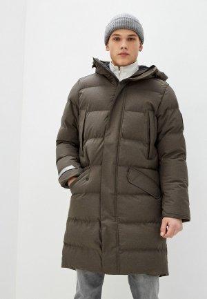 Куртка утепленная Helly Hansen ALASKA PARKA. Цвет: хаки