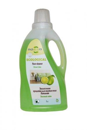 Средство для мытья пола MOLECOLA. Цвет: белый, зеленый