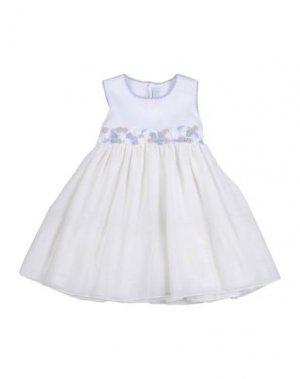 Платье COLIBRI. Цвет: белый