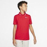 Рубашка-поло для гольфа мальчиков Nike Dri-FIT Victory