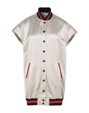 Куртка GAëLLE Paris. Цвет: бежевый