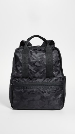 Gabrielle Box Backpack LeSportsac