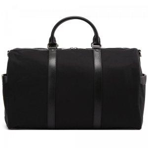 Дорожная сумка Lancaster. Цвет: чёрный