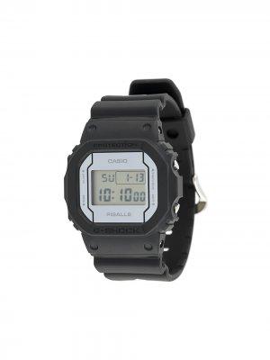 Наручные часы DW-5600BB 49 мм G-Shock. Цвет: черный