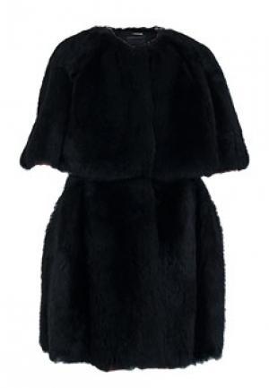 Пальто GIORGIO ARMANI. Цвет: черный