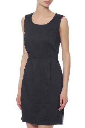 Платье Donna Karan. Цвет: мультицвет