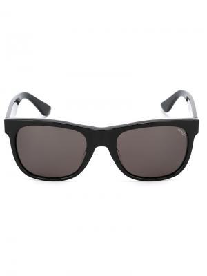 Солнцезащитные очки Kenzo. Цвет: чёрный
