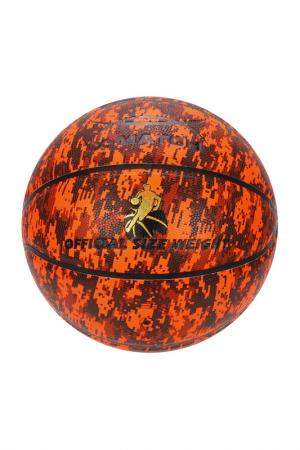 Мяч баскетбольный X-Match. Цвет: оранжевый, коричневый