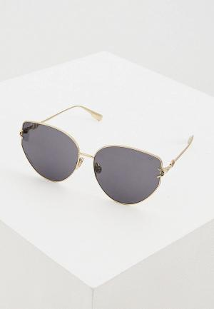 Очки солнцезащитные Christian Dior DIORGIPSY1 J5G. Цвет: серый