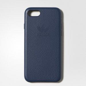 Чехол для смартфона Leather iPhone Originals adidas. Цвет: none