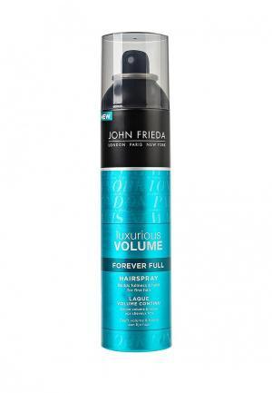 Лак для волос John Frieda Luxurious Volume придания объема длительной фиксации 24 часа, 250 мл. Цвет: прозрачный