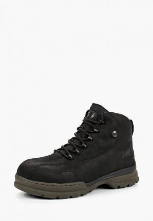 Ботинки Helly Hansen SKARDI INSULATED. Цвет: черный