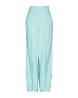 Повседневные брюки ATOS LOMBARDINI. Цвет: небесно-голубой
