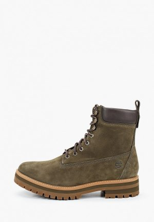 Тимберленды Timberland Courma Guy Boot WP CANTEEN. Цвет: хаки