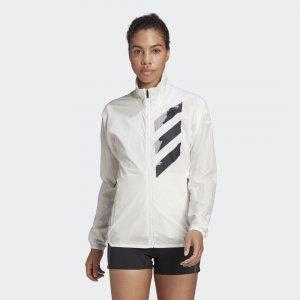 Ветровка Terrex Agravic adidas. Цвет: none