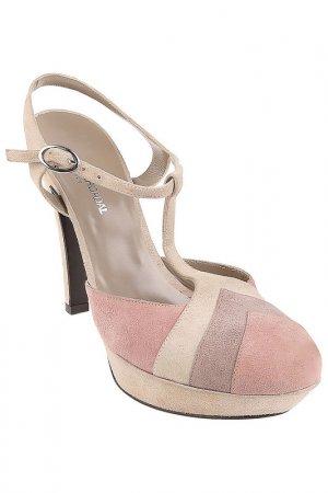 Босоножки Atelier Mercadal. Цвет: розовый
