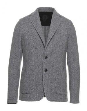 Пиджак T-JACKET by TONELLO. Цвет: серый