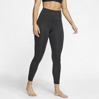 Женские слегка укороченные тайтсы со сборками Nike Yoga