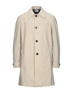 Легкое пальто BAND OF OUTSIDERS. Цвет: бежевый