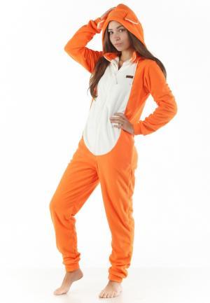 Кигуруми Funky Ride. Цвет: оранжевый