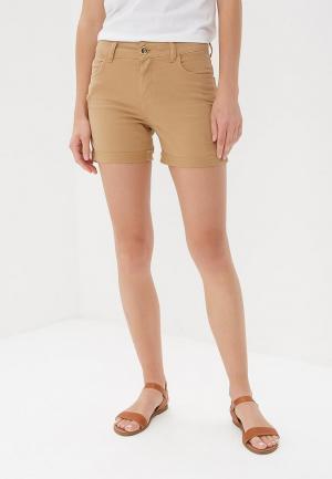 Шорты джинсовые Colcci. Цвет: бежевый