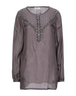 Блузка DAY BIRGER ET MIKKELSEN. Цвет: серый