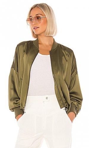 Куртка on duty BB Dakota. Цвет: оливковый