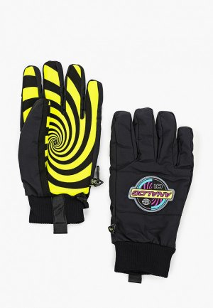 Перчатки горнолыжные Analog AG BARTLETT GLV. Цвет: черный