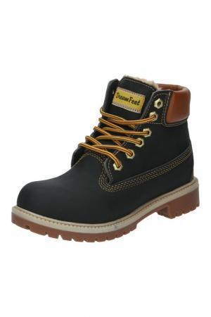 Ботинки DreamFeet. Цвет: черный