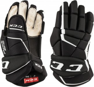 Перчатки хоккейные HG9040 SR CCM. Цвет: черный