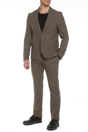 Костюм: пиджак, брюки CNC COSTUME NATIONAL C'N'C'. Цвет: r283