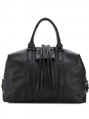 Дорожная сумка Astoria Ann Demeulemeester. Цвет: черный