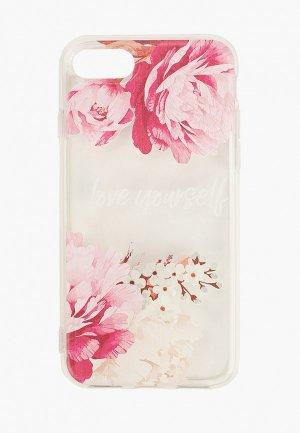 Чехол для iPhone MakeCase 7/8. Цвет: розовый
