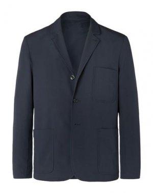 Пиджак NORSE PROJECTS. Цвет: темно-синий