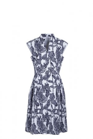 Платье Escada. Цвет: 1973