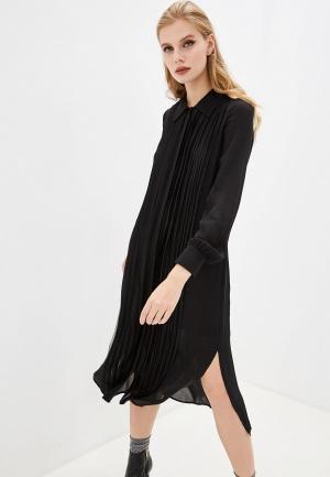 Платье McQ Alexander McQueen. Цвет: черный