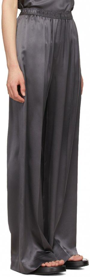 Grey Taffy Trousers Joseph. Цвет: 0217 anthra