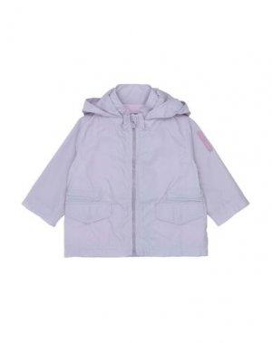 Куртка BOMBOOGIE. Цвет: сиреневый