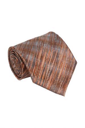 Галстук Basile. Цвет: коричневый