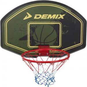 Щит баскетбольный Demix. Цвет: зеленый